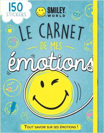 Smiley – Le Carnet de mes émotions – Journal à compléter – Dès 8 ans