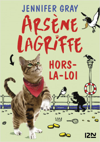 Arsène Lagriffe - tome 1 : Hors-la-loi