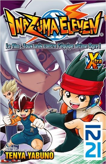 Inazuma Eleven X-tra
