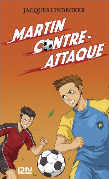 Gagne - tome 4 : Martin contre-attaque