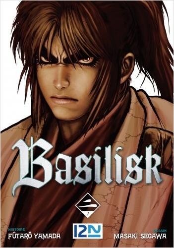 Basilisk - tome 02