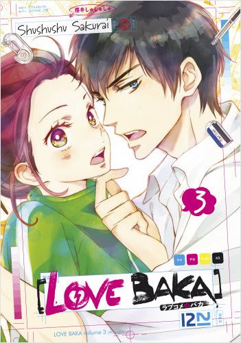 Love Baka - tome 03