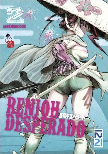 Renjoh Desperado - tome 02