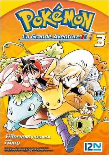 Pokémon - La Grande Aventure - tome 3