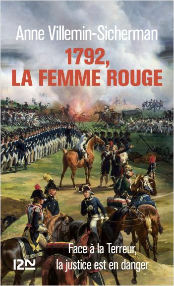1792, La femme rouge