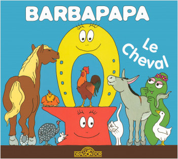 Barbapapa - Le Cheval