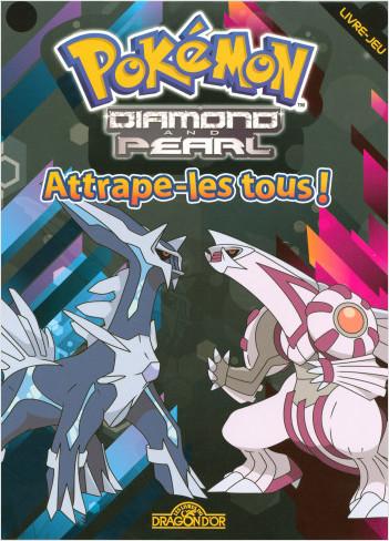 Pokémon - Attrape-les tous !