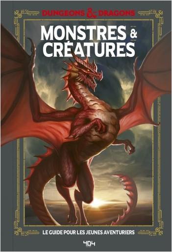 Donjons et Dragons - Monstres et créatures