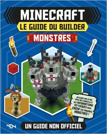 Minecraft - Le guide du builder - Monstres