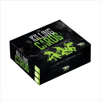 Killing cards - Aliens : un seul survivra