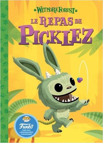 Funko Pop - Le repas de Picklez
