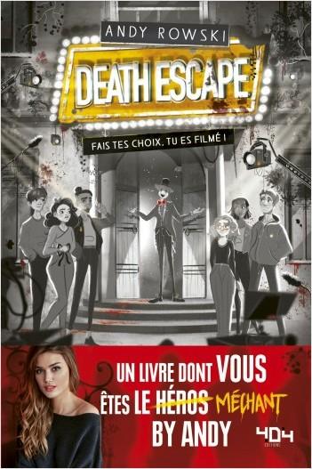 Death Escape : Fais tes choix, tu es filmé ! 9791032403570ORI