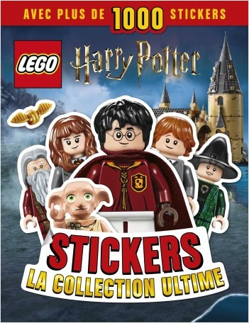 LEGO Harry Potter - Stickers: la collection ultime