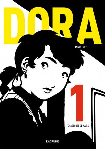 Dora 1 - Chasseuse de nazis - Bande dessinée d'espionnage - Nazisme