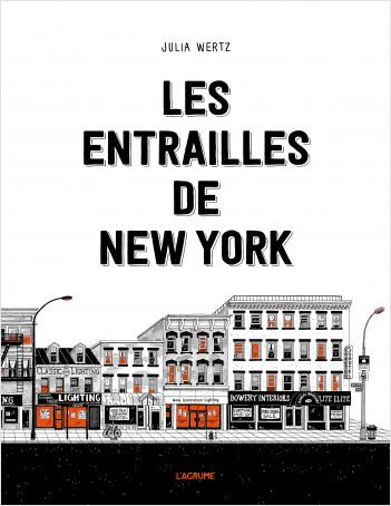 Les entrailles de New York - BD documentaire