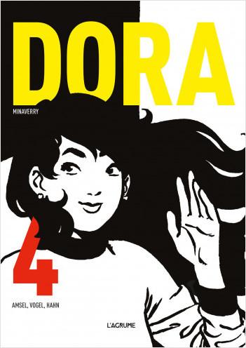 Dora 4 - Amsel, Vogel, Hahn - Bande dessinée d'espionnage - Nazisme