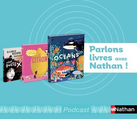 Parlons livres avec Nathan